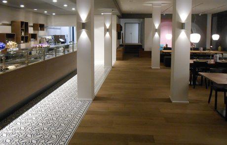 Klinkerplattor golvläggare